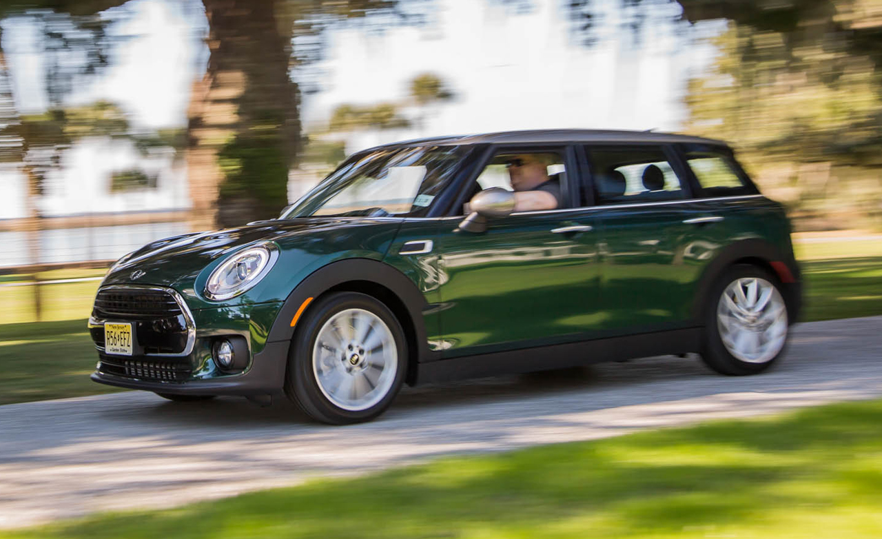 Mini Clubman 15 Cooper 6dr Car Planet Contracts