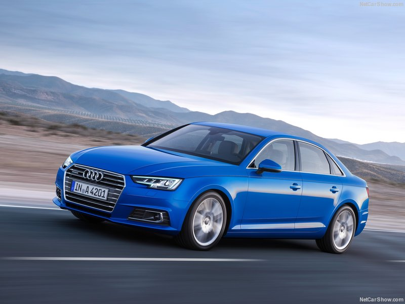 Audi A4 Saloon 2.0TFSi 190ps S Line 4dr S Tronic