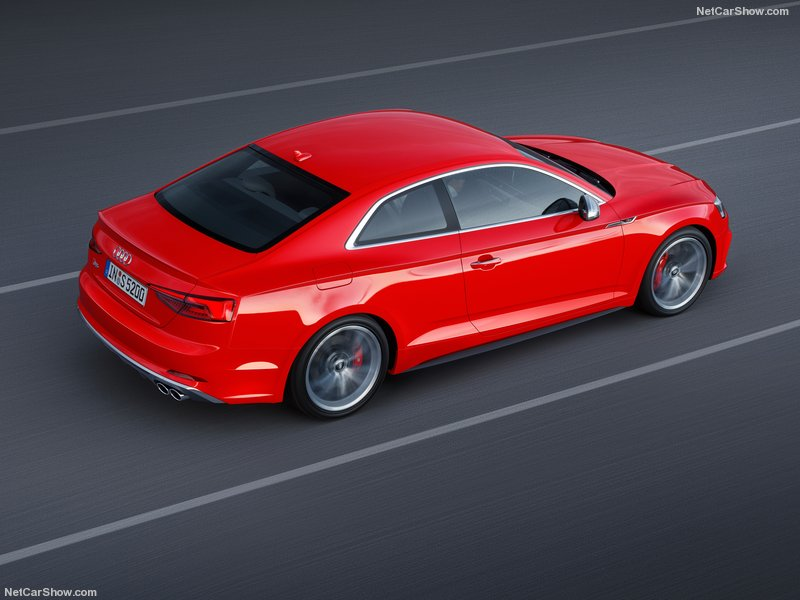 Audi S5 Coupe 3.0TFSi 354ps Quattro 2dr Tiptronic