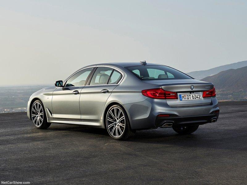 BMW 520d 2.0 M Sport 4dr auto