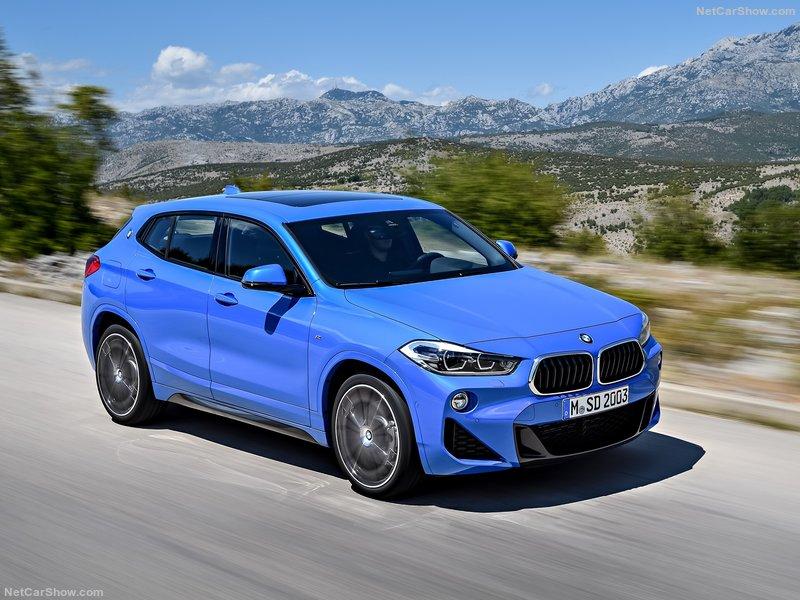 BMW X2 2.0i sDrive M Sport 5dr auto