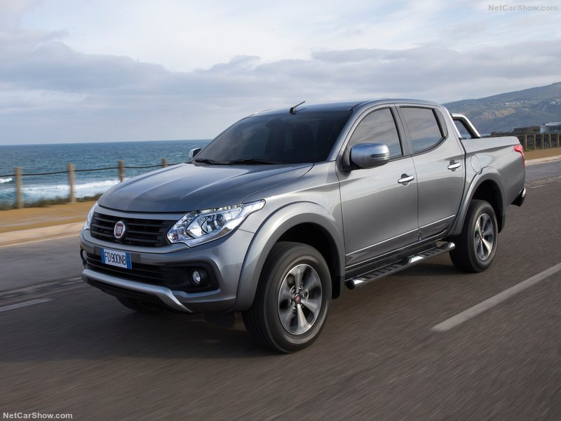 Fiat Fullback Double Cab 2.4D 180ps LX