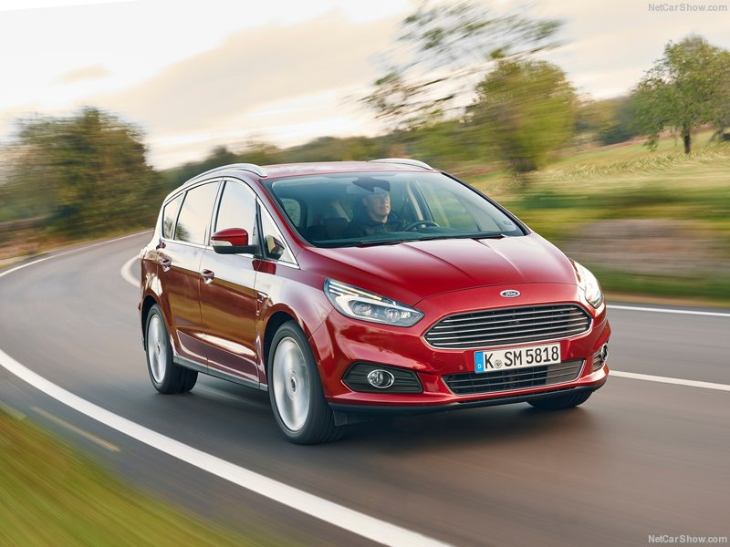 Ford S Max 1.5SCTi 160ps EcoBoost Zetec 5dr