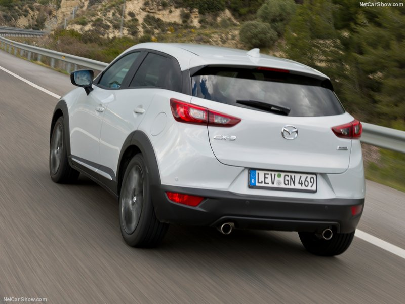 Mazda Cx3 2 0 Sport Nav 5dr Car Planet Contracts