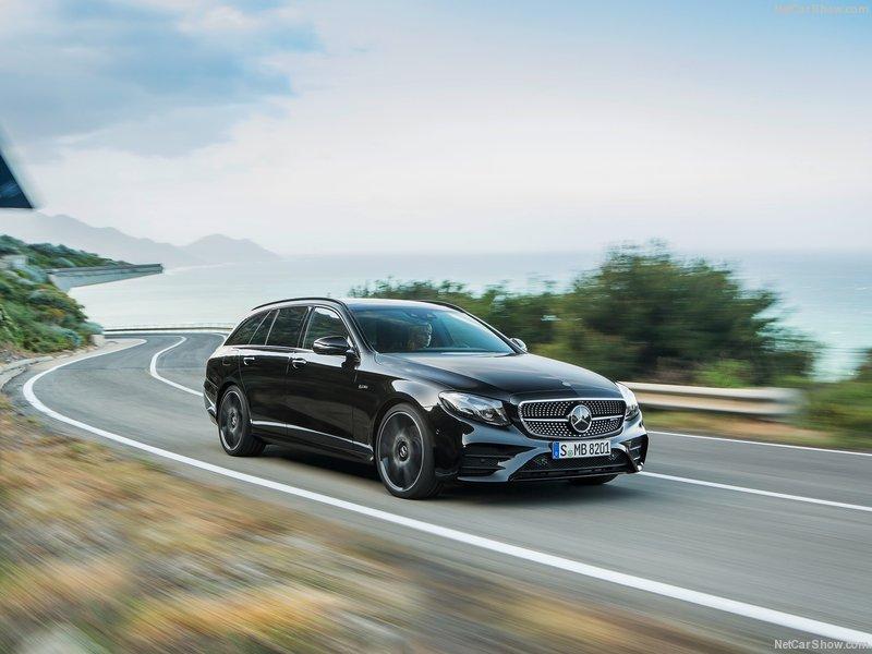 Mercedes-Benz E Class AMG Estate 43 4Matic 5dr 9G-Tronic