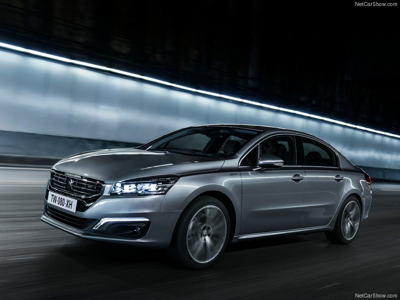 Peugeot 508 1.6 BlueHDi 120 Active 4dr