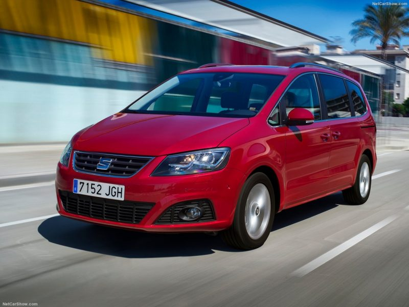 Seat Alhambra 2.0TDi CR Ecomotive S 150ps 5dr