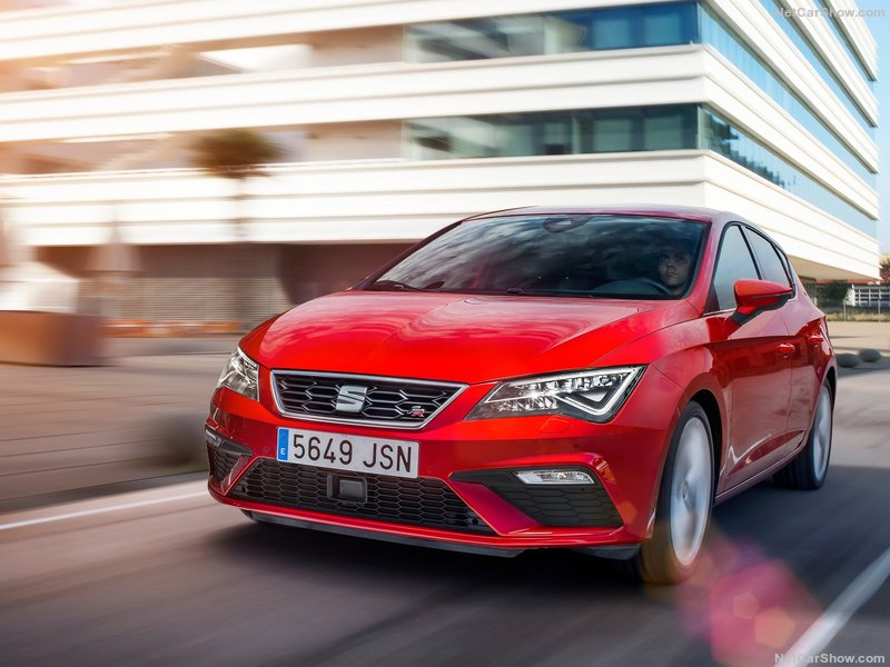 Seat Leon 2.0TDi FR Technology 5dr 150ps