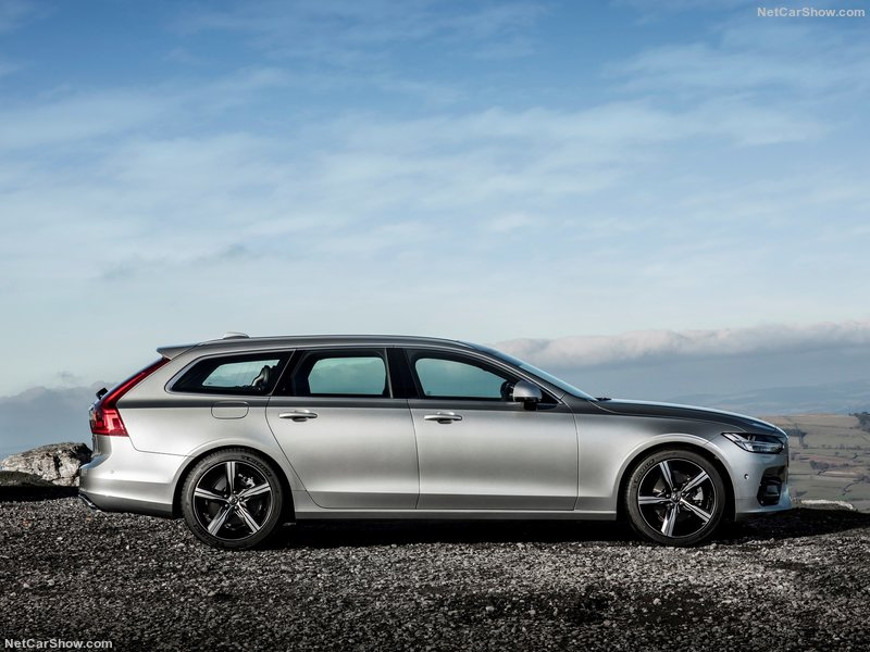Volvo V90 2.0 T8 Hybrid R Design Pro 5dr AWD Geartronic