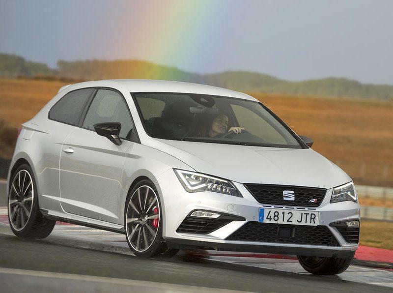 Seat Leon Sport Coupe 2.0TSi Cupra 3dr 300ps